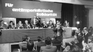 Bonn, DKP-Parteitag, SED-Gäste