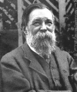 Friedrich Engels 28.11.1820 - 5.8.1895